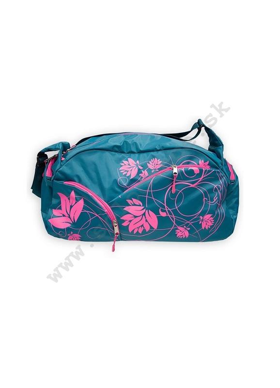 Bag For Rhythmic Gymnastics LEMON SPORT Print Anastasia