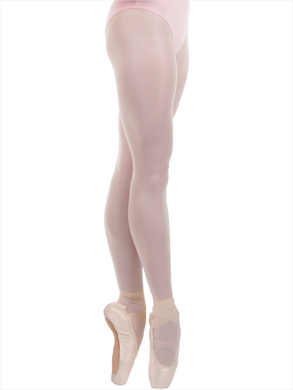 Dance and ballet tights SOLO TR13 (40 DEN) pink, size IIII (152-158)