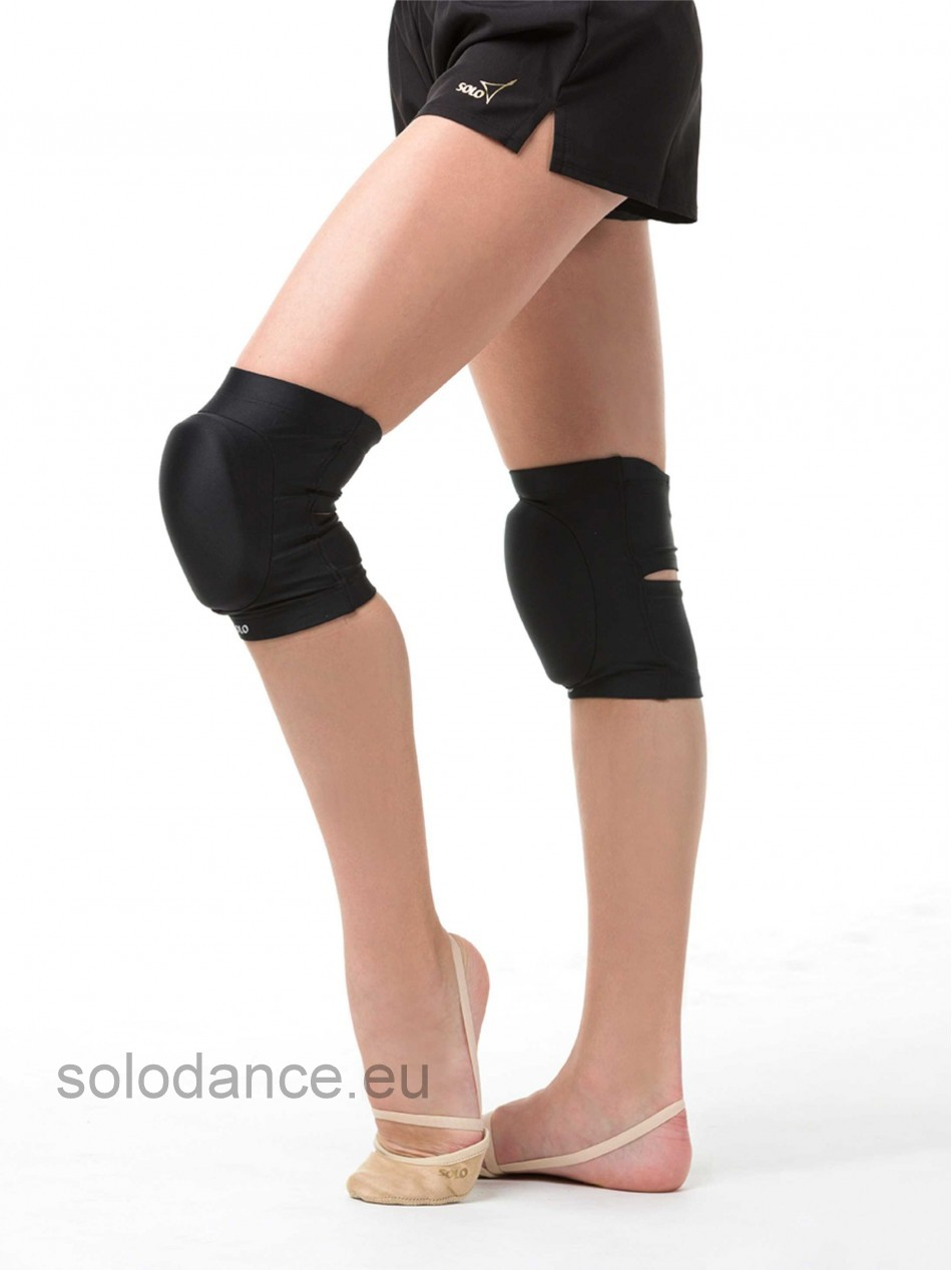 Gymnastics and Dance Knee Pads SOLO NK1-90 blue size L